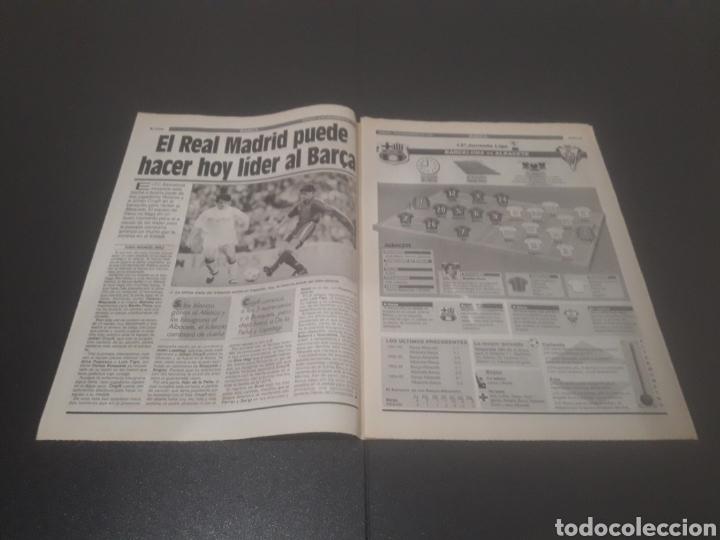 Coleccionismo deportivo: SPORT N° 5762. 18 DE NOVIEMBRE 1995. - Foto 2 - 255998290