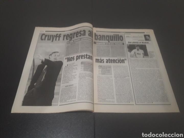 Coleccionismo deportivo: SPORT N° 5762. 18 DE NOVIEMBRE 1995. - Foto 3 - 255998290