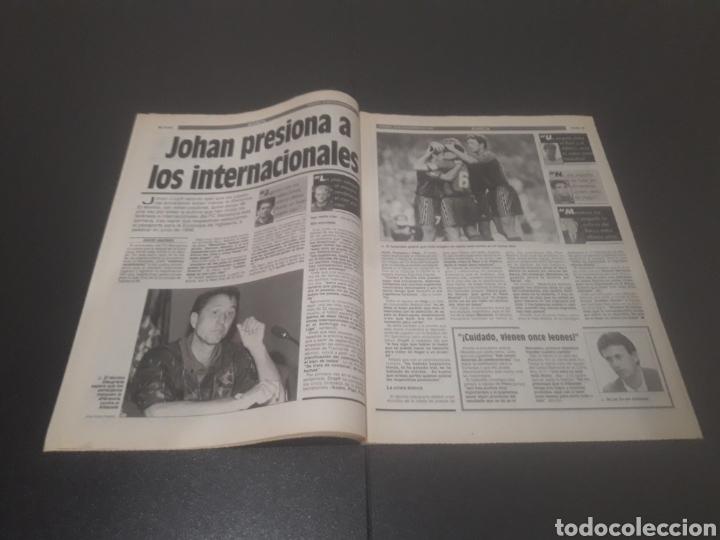 Coleccionismo deportivo: SPORT N° 5762. 18 DE NOVIEMBRE 1995. - Foto 4 - 255998290