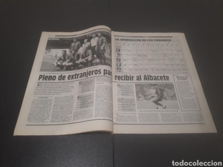 Coleccionismo deportivo: SPORT N° 5762. 18 DE NOVIEMBRE 1995. - Foto 5 - 255998290