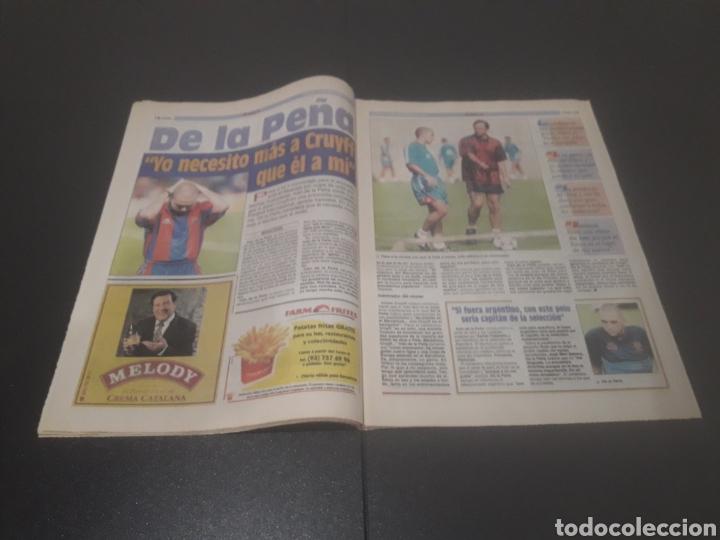 Coleccionismo deportivo: SPORT N° 5762. 18 DE NOVIEMBRE 1995. - Foto 9 - 255998290