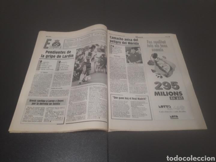 Coleccionismo deportivo: SPORT N° 5762. 18 DE NOVIEMBRE 1995. - Foto 13 - 255998290