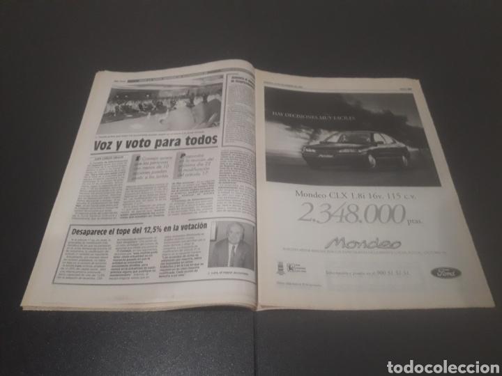 Coleccionismo deportivo: SPORT N° 5762. 18 DE NOVIEMBRE 1995. - Foto 14 - 255998290