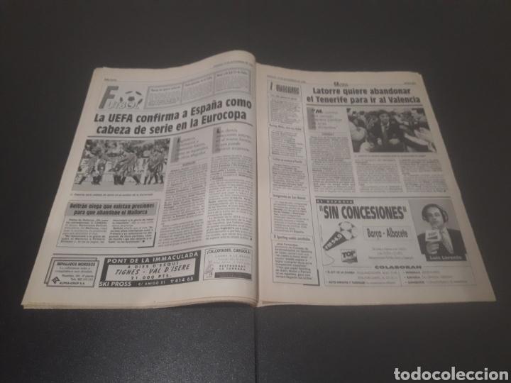 Coleccionismo deportivo: SPORT N° 5762. 18 DE NOVIEMBRE 1995. - Foto 15 - 255998290
