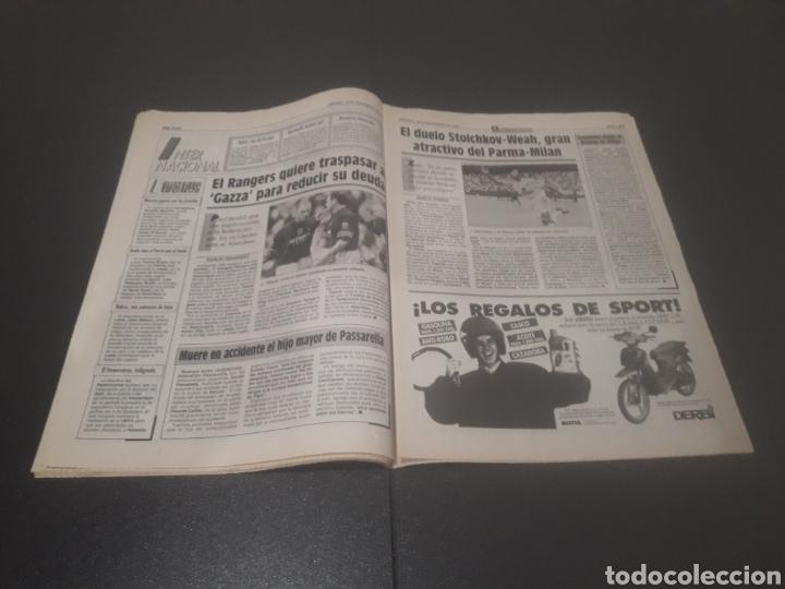 Coleccionismo deportivo: SPORT N° 5762. 18 DE NOVIEMBRE 1995. - Foto 16 - 255998290
