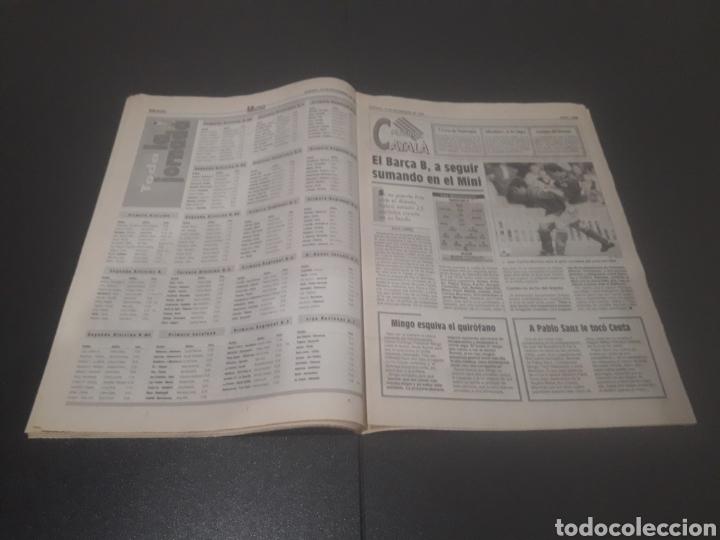 Coleccionismo deportivo: SPORT N° 5762. 18 DE NOVIEMBRE 1995. - Foto 17 - 255998290