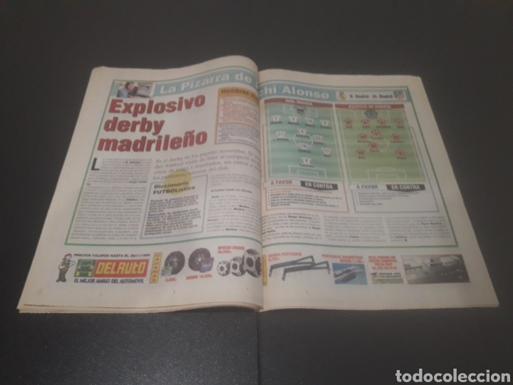 Coleccionismo deportivo: SPORT N° 5762. 18 DE NOVIEMBRE 1995. - Foto 18 - 255998290