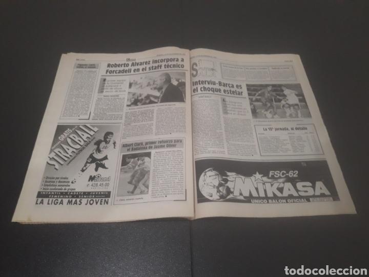 Coleccionismo deportivo: SPORT N° 5762. 18 DE NOVIEMBRE 1995. - Foto 20 - 255998290