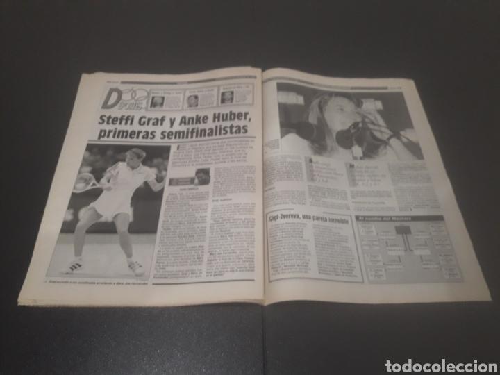 Coleccionismo deportivo: SPORT N° 5762. 18 DE NOVIEMBRE 1995. - Foto 21 - 255998290