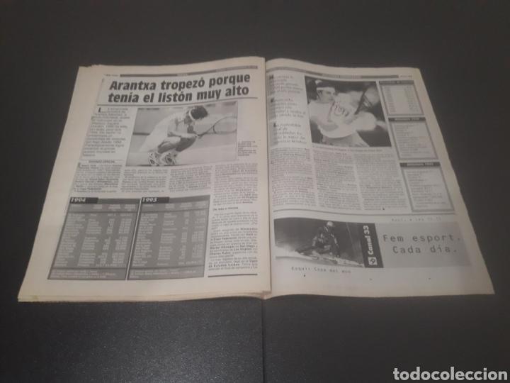 Coleccionismo deportivo: SPORT N° 5762. 18 DE NOVIEMBRE 1995. - Foto 22 - 255998290