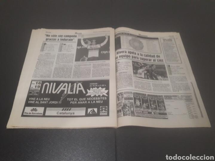 Coleccionismo deportivo: SPORT N° 5762. 18 DE NOVIEMBRE 1995. - Foto 26 - 255998290