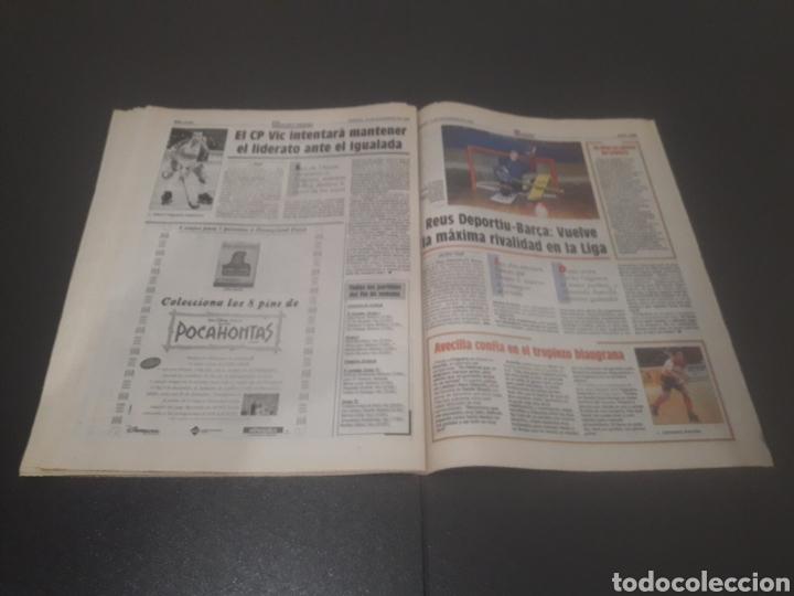Coleccionismo deportivo: SPORT N° 5762. 18 DE NOVIEMBRE 1995. - Foto 27 - 255998290