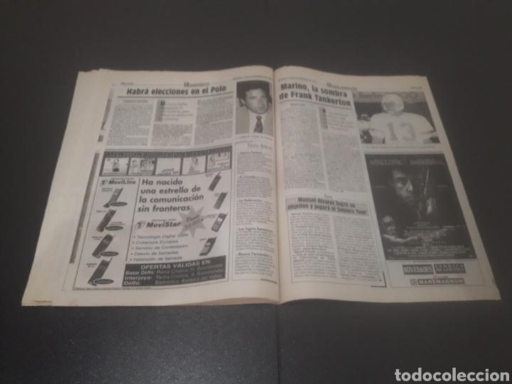 Coleccionismo deportivo: SPORT N° 5762. 18 DE NOVIEMBRE 1995. - Foto 28 - 255998290
