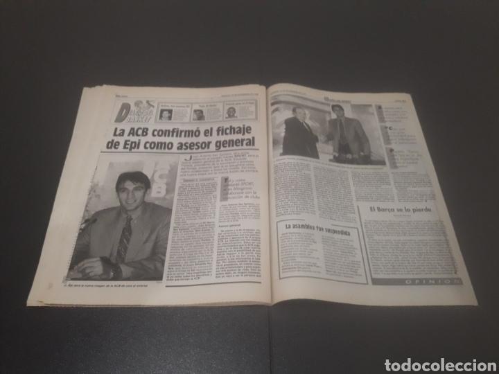 Coleccionismo deportivo: SPORT N° 5762. 18 DE NOVIEMBRE 1995. - Foto 30 - 255998290