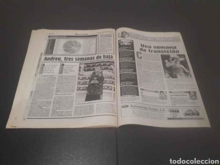 Coleccionismo deportivo: SPORT N° 5762. 18 DE NOVIEMBRE 1995. - Foto 31 - 255998290