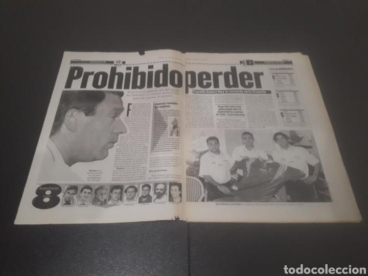 Coleccionismo deportivo: SPORT N° 5969. 15 DE JUNIO 1996. - Foto 2 - 256001540