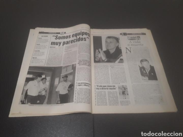 Coleccionismo deportivo: SPORT N° 5969. 15 DE JUNIO 1996. - Foto 4 - 256001540