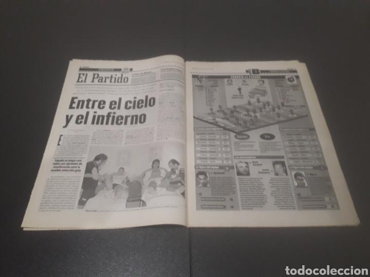 Coleccionismo deportivo: SPORT N° 5969. 15 DE JUNIO 1996. - Foto 5 - 256001540