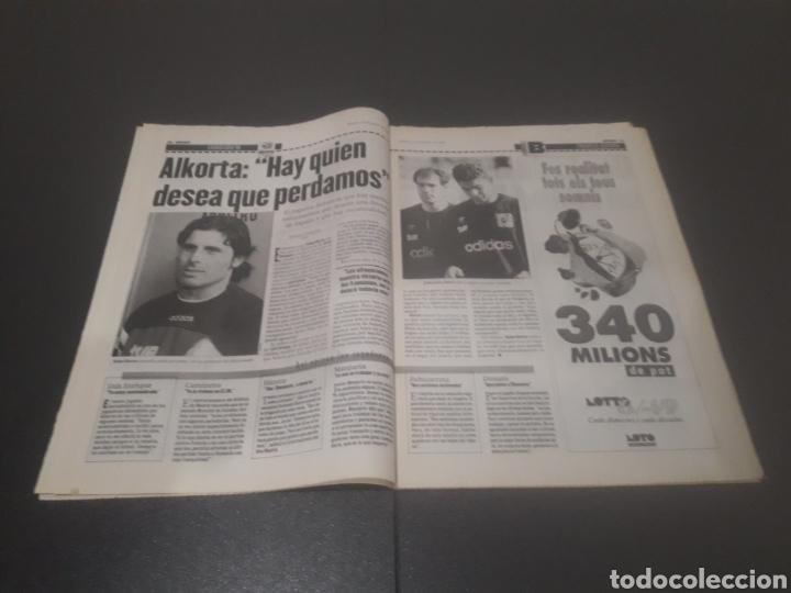 Coleccionismo deportivo: SPORT N° 5969. 15 DE JUNIO 1996. - Foto 6 - 256001540
