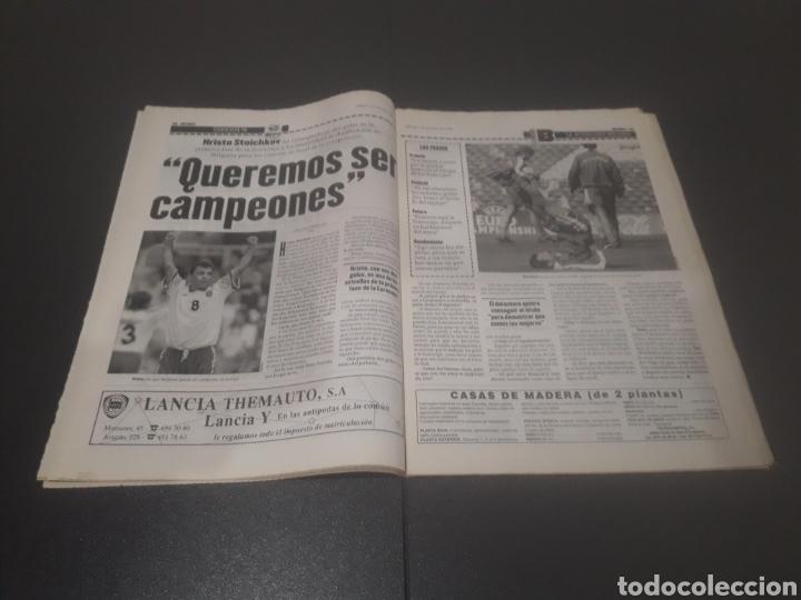 Coleccionismo deportivo: SPORT N° 5969. 15 DE JUNIO 1996. - Foto 10 - 256001540