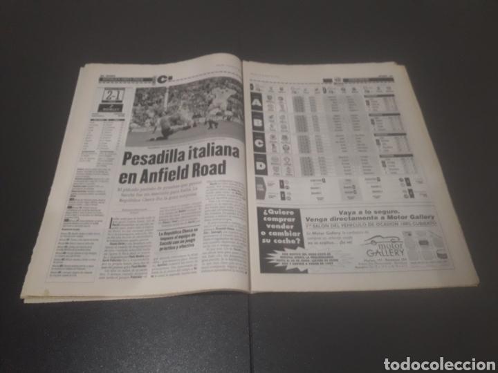 Coleccionismo deportivo: SPORT N° 5969. 15 DE JUNIO 1996. - Foto 14 - 256001540