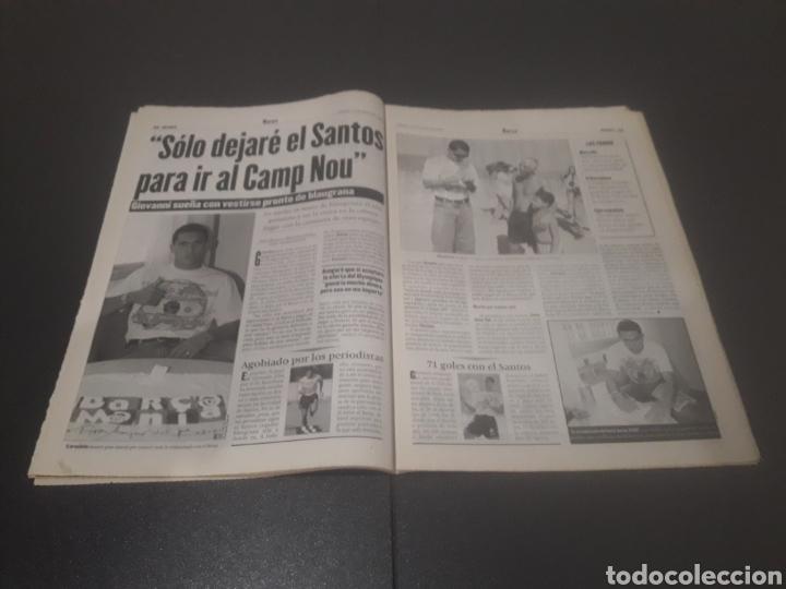 Coleccionismo deportivo: SPORT N° 5969. 15 DE JUNIO 1996. - Foto 17 - 256001540