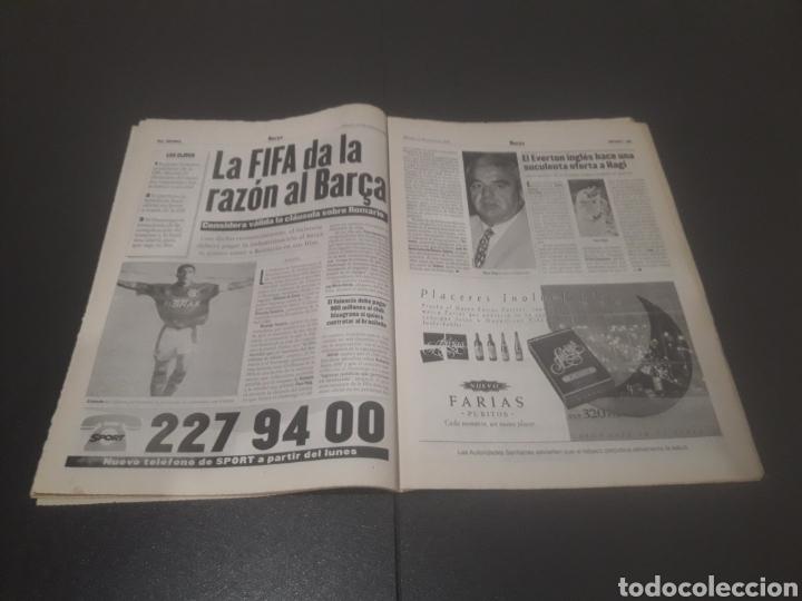 Coleccionismo deportivo: SPORT N° 5969. 15 DE JUNIO 1996. - Foto 18 - 256001540
