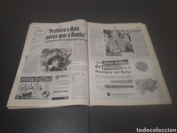 Coleccionismo deportivo: SPORT N° 5969. 15 DE JUNIO 1996. - Foto 19 - 256001540
