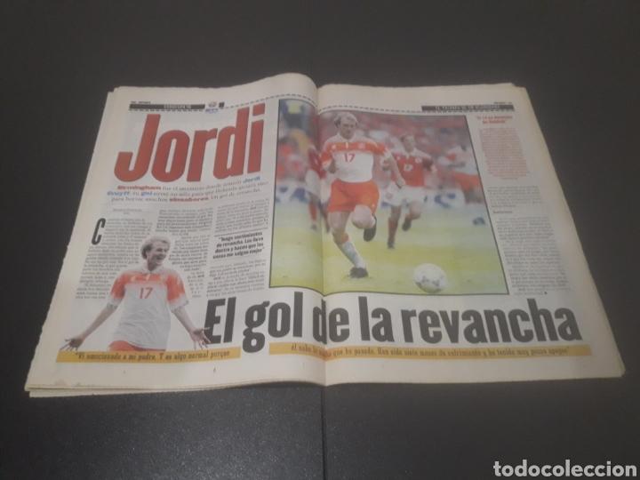 Coleccionismo deportivo: SPORT N° 5969. 15 DE JUNIO 1996. - Foto 21 - 256001540