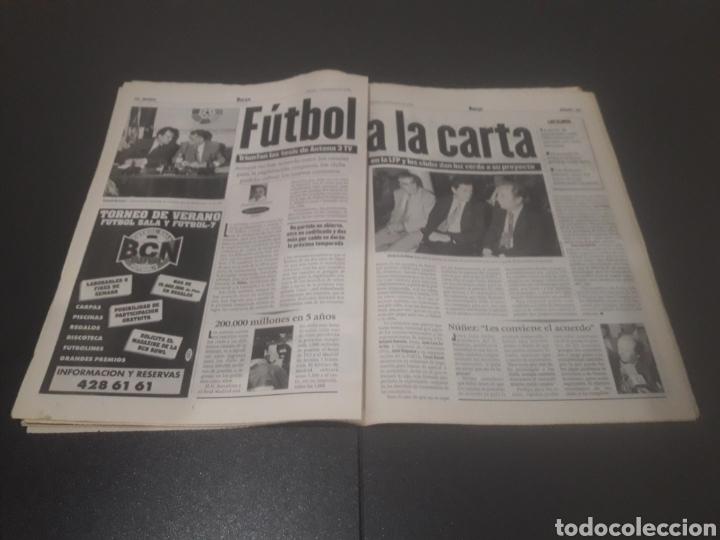 Coleccionismo deportivo: SPORT N° 5969. 15 DE JUNIO 1996. - Foto 22 - 256001540