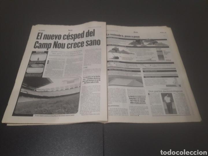 Coleccionismo deportivo: SPORT N° 5969. 15 DE JUNIO 1996. - Foto 23 - 256001540