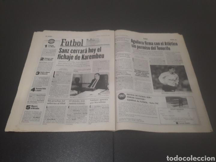 Coleccionismo deportivo: SPORT N° 5969. 15 DE JUNIO 1996. - Foto 25 - 256001540