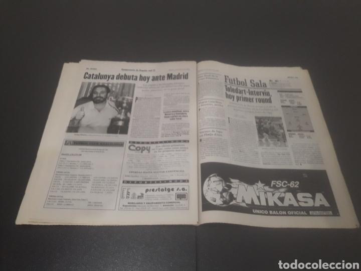 Coleccionismo deportivo: SPORT N° 5969. 15 DE JUNIO 1996. - Foto 27 - 256001540
