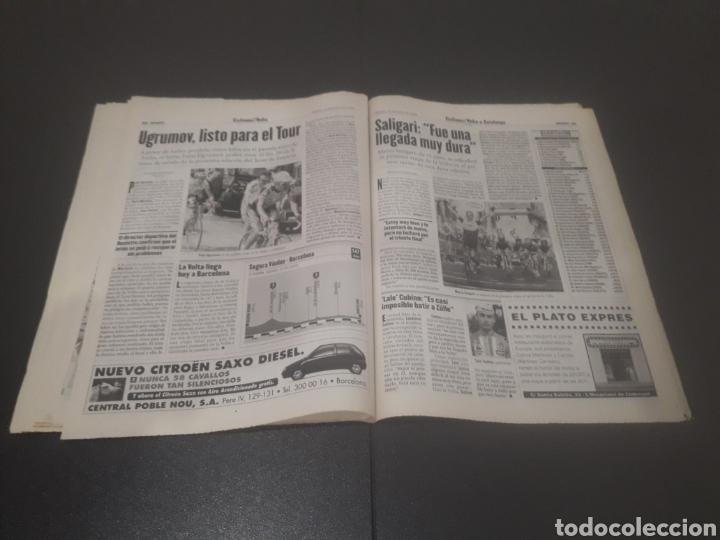 Coleccionismo deportivo: SPORT N° 5969. 15 DE JUNIO 1996. - Foto 29 - 256001540