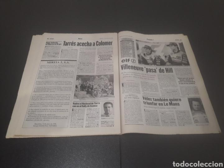 Coleccionismo deportivo: SPORT N° 5969. 15 DE JUNIO 1996. - Foto 30 - 256001540