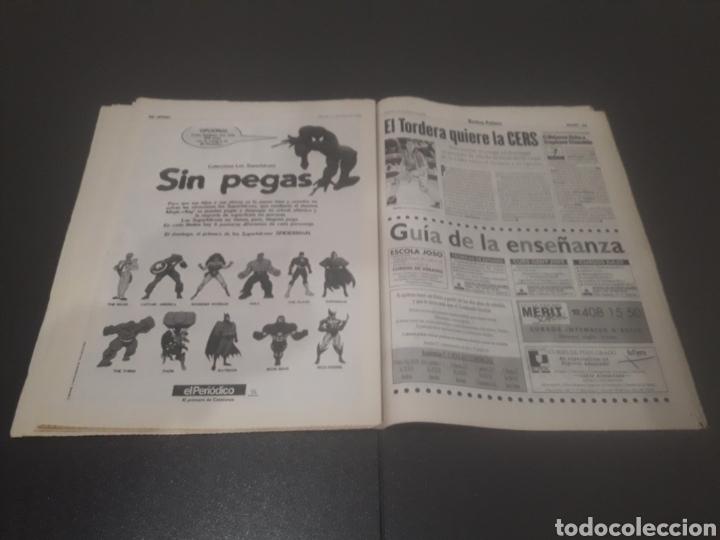 Coleccionismo deportivo: SPORT N° 5969. 15 DE JUNIO 1996. - Foto 32 - 256001540