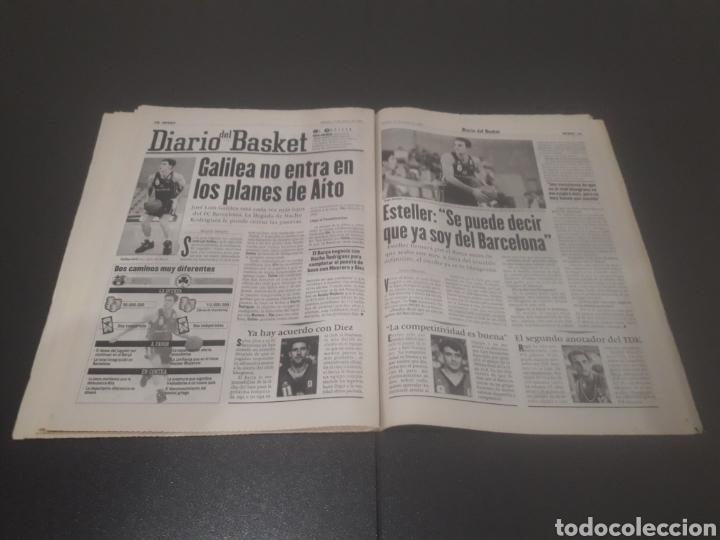 Coleccionismo deportivo: SPORT N° 5969. 15 DE JUNIO 1996. - Foto 36 - 256001540