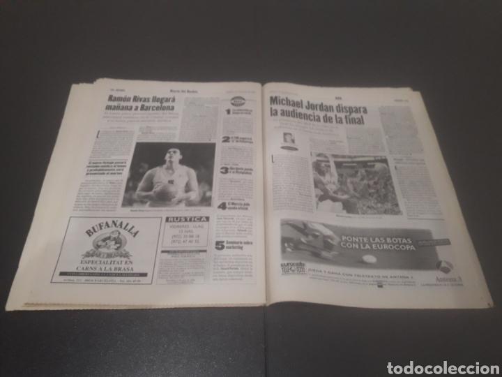 Coleccionismo deportivo: SPORT N° 5969. 15 DE JUNIO 1996. - Foto 37 - 256001540