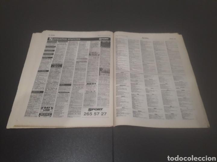 Coleccionismo deportivo: SPORT N° 5969. 15 DE JUNIO 1996. - Foto 38 - 256001540