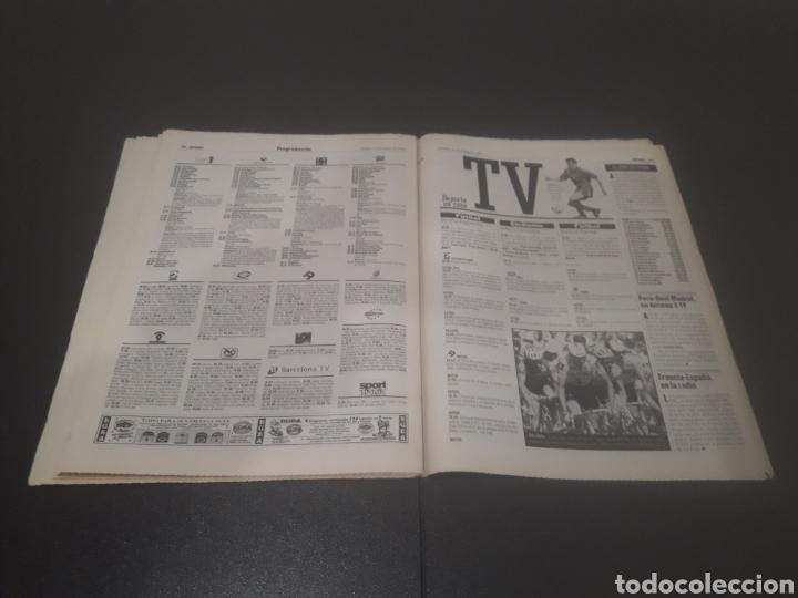 Coleccionismo deportivo: SPORT N° 5969. 15 DE JUNIO 1996. - Foto 39 - 256001540
