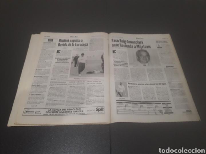 Coleccionismo deportivo: SPORT N° 5969. 15 DE JUNIO 1996. - Foto 40 - 256001540