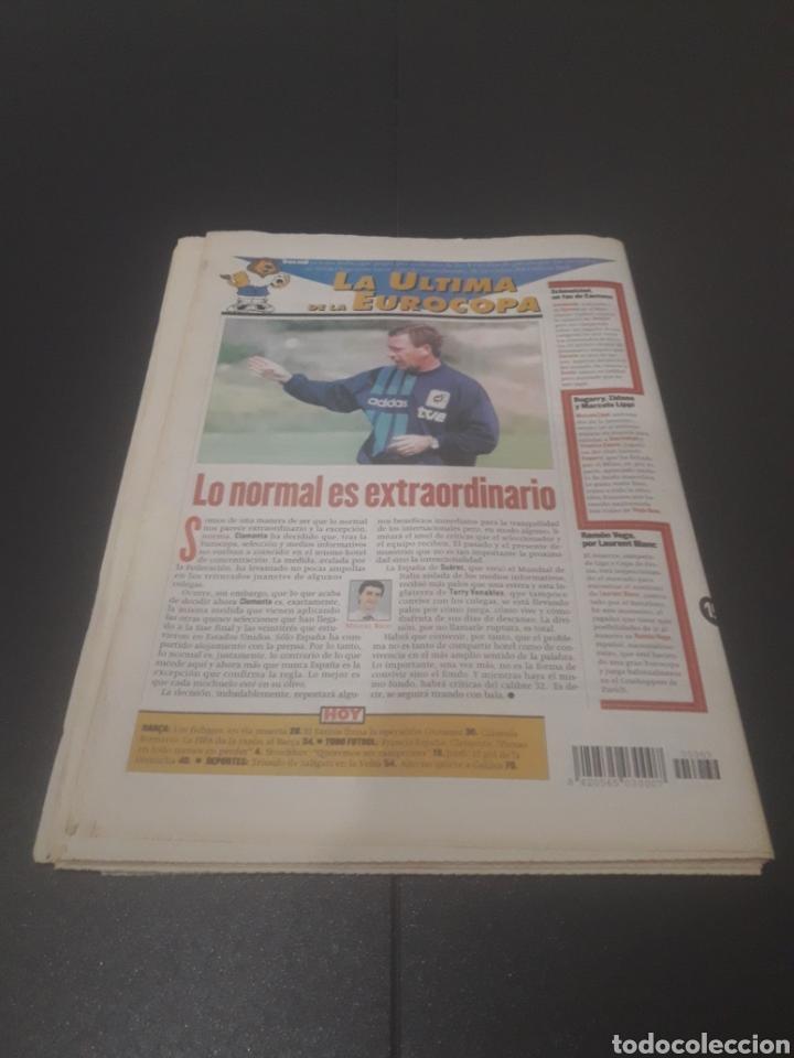 Coleccionismo deportivo: SPORT N° 5969. 15 DE JUNIO 1996. - Foto 41 - 256001540