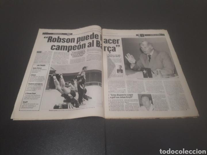 Coleccionismo deportivo: SPORT N° 5962. 8 DE JUNIO 1996. - Foto 3 - 256003390