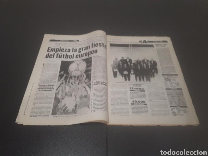 Coleccionismo deportivo: SPORT N° 5962. 8 DE JUNIO 1996. - Foto 4 - 256003390