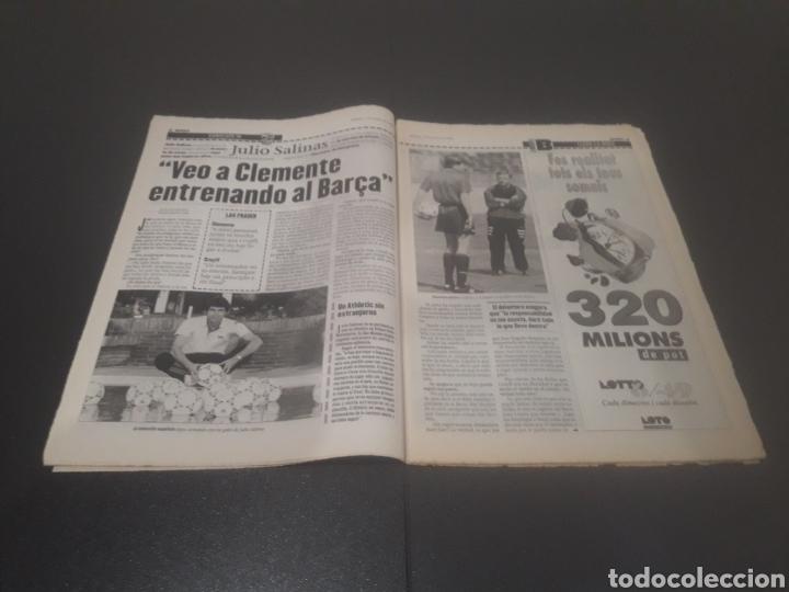 Coleccionismo deportivo: SPORT N° 5962. 8 DE JUNIO 1996. - Foto 5 - 256003390