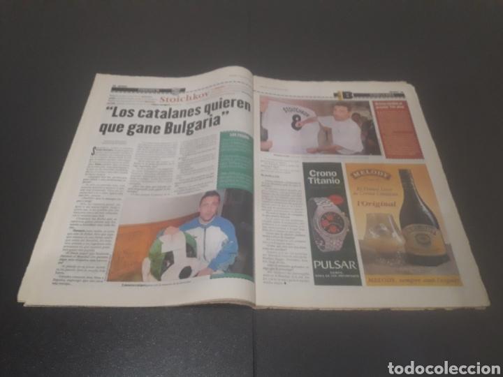 Coleccionismo deportivo: SPORT N° 5962. 8 DE JUNIO 1996. - Foto 10 - 256003390