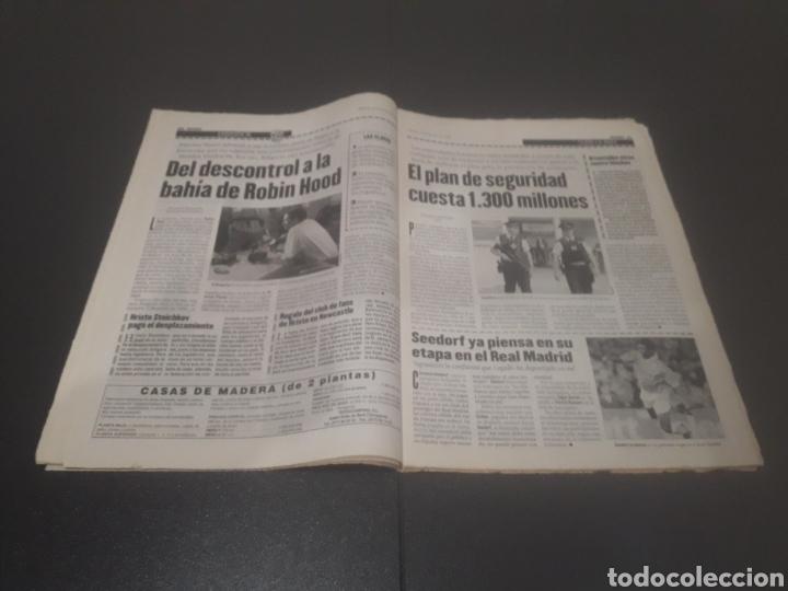 Coleccionismo deportivo: SPORT N° 5962. 8 DE JUNIO 1996. - Foto 11 - 256003390