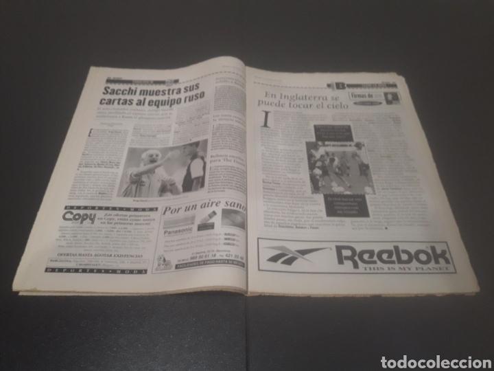 Coleccionismo deportivo: SPORT N° 5962. 8 DE JUNIO 1996. - Foto 12 - 256003390