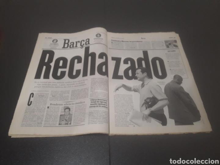 Coleccionismo deportivo: SPORT N° 5962. 8 DE JUNIO 1996. - Foto 13 - 256003390