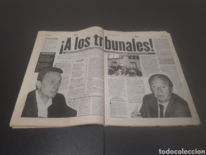 Coleccionismo deportivo: SPORT N° 5962. 8 DE JUNIO 1996. - Foto 15 - 256003390